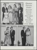 1991 Cushing High School Yearbook Page 156 & 157
