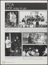 1991 Cushing High School Yearbook Page 158 & 159