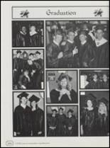 1991 Cushing High School Yearbook Page 160 & 161