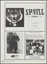 1991 Cushing High School Yearbook Page 170 & 171