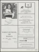 1991 Cushing High School Yearbook Page 174 & 175