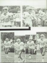 1977 Bergenfield High School Yearbook Page 44 & 45