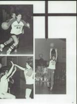 1977 Bergenfield High School Yearbook Page 70 & 71