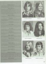 1977 Bergenfield High School Yearbook Page 190 & 191