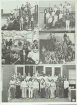 1977 Bergenfield High School Yearbook Page 222 & 223