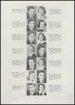 1939 Arlington High School Yearbook Page 14 & 15