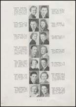 1939 Arlington High School Yearbook Page 16 & 17