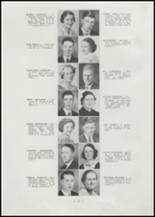 1939 Arlington High School Yearbook Page 20 & 21