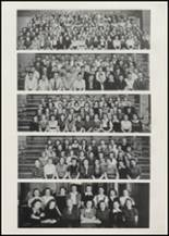 1939 Arlington High School Yearbook Page 36 & 37