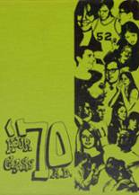 1970 Yearbook Minerva-Deland High School