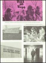 1972 Hill High School Yearbook Page 12 & 13