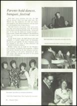 1972 Hill High School Yearbook Page 28 & 29
