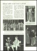 1972 Hill High School Yearbook Page 44 & 45