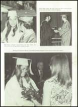 1972 Hill High School Yearbook Page 56 & 57