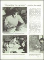 1972 Hill High School Yearbook Page 70 & 71