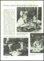 1972 Hill High School Yearbook Page 72 & 73