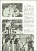 1972 Hill High School Yearbook Page 82 & 83