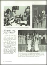 1972 Hill High School Yearbook Page 96 & 97