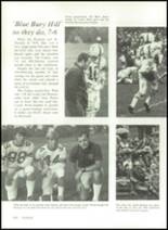 1972 Hill High School Yearbook Page 104 & 105