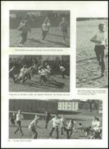 1972 Hill High School Yearbook Page 110 & 111