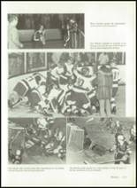 1972 Hill High School Yearbook Page 126 & 127