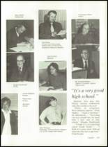 1972 Hill High School Yearbook Page 164 & 165