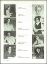 1972 Hill High School Yearbook Page 166 & 167