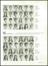 1972 Hill High School Yearbook Page 170 & 171