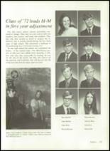 1972 Hill High School Yearbook Page 200 & 201