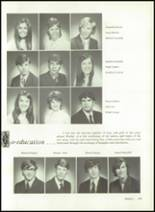 1972 Hill High School Yearbook Page 202 & 203