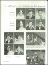 1972 Hill High School Yearbook Page 220 & 221