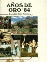 1984 Yearbook Canyon Del Oro High School