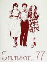 1977 Yearbook East Providence High School