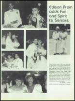 1986 Thomas Edison High School Yearbook Page 10 & 11