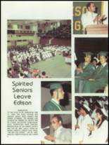 1986 Thomas Edison High School Yearbook Page 12 & 13