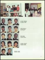 1986 Thomas Edison High School Yearbook Page 22 & 23