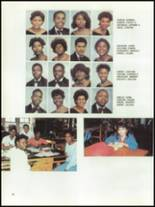 1986 Thomas Edison High School Yearbook Page 24 & 25