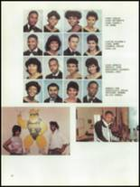 1986 Thomas Edison High School Yearbook Page 26 & 27