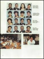 1986 Thomas Edison High School Yearbook Page 28 & 29