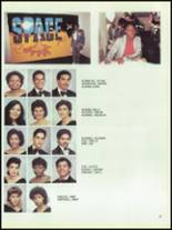 1986 Thomas Edison High School Yearbook Page 30 & 31