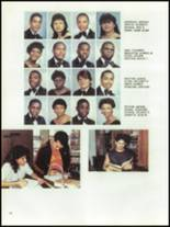 1986 Thomas Edison High School Yearbook Page 32 & 33
