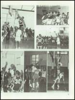 1986 Thomas Edison High School Yearbook Page 50 & 51