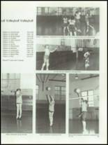 1986 Thomas Edison High School Yearbook Page 54 & 55