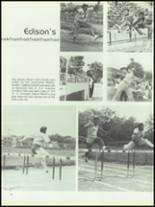 1986 Thomas Edison High School Yearbook Page 70 & 71