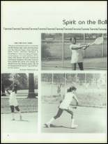 1986 Thomas Edison High School Yearbook Page 72 & 73