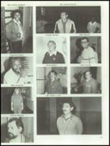 1986 Thomas Edison High School Yearbook Page 80 & 81