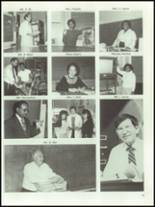 1986 Thomas Edison High School Yearbook Page 84 & 85