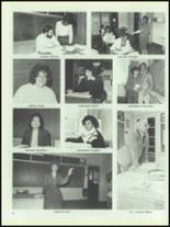 1986 Thomas Edison High School Yearbook Page 92 & 93