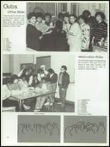 1986 Thomas Edison High School Yearbook Page 108 & 109