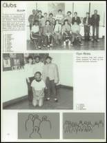 1986 Thomas Edison High School Yearbook Page 110 & 111